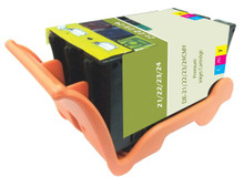 Compatible (Series 21) (T094N) Color Ink Cartridge Y499D for Dell V313 Printers