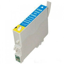 Replacement for Epson #98/99 T098220/T099220 (T0982/T0992) High Yield Cyan Ink Cartridge