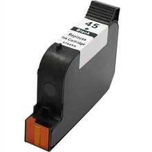 Replacement for HP 51645A Black Inkjet Cartridge (HP45)