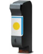 Replacement for HP 51640Y Yellow Inkjet Cartridge (HP40 Yellow)