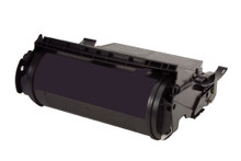 Replacement for Lexmark 12A6765 Black Toner Cartridge