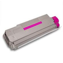 Replacement for Okidata 43324402 High Capacity Magenta Toner Cartridge (Type C8)
