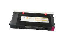 Replacement for Samsung CLP-510D5M Magenta Toner Cartridge