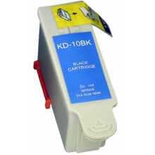 Replacement for Kodak 1215581 Black Inkjet Cartridge (#10B)