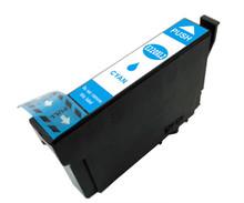 Remanufactured Epson #220XL T220XL220 (T220XL2) High Yield Cyan Ink Cartridge