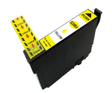 Remanufactured Epson #220XL T220XL420 (T220XL4) High Yield Yellow Ink Cartridge