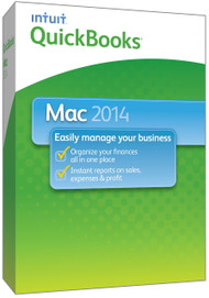 QuickBooks Pro for Mac 2014