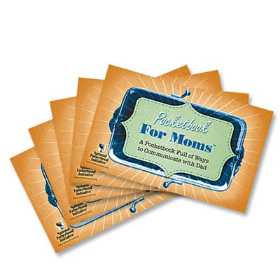 For Moms: A Pocketbook Full of Ways to Communicate with Dad (5 Pack)