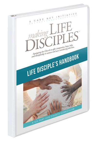 Life Disciple's Handbook Participant Guide (Dvd's not included)