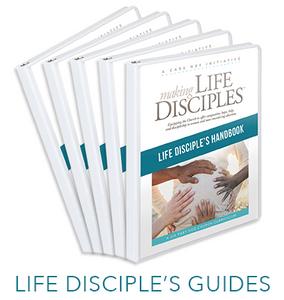 Life Disciple's Handbook Participant Guides (Bundle of 5)