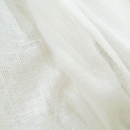 60 Yards White Tobacco Cloth Cotton Fabric - Lightweight