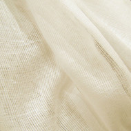 60 Yards Antique Ivory Tobacco Cloth Cotton Fabric - Lightweight