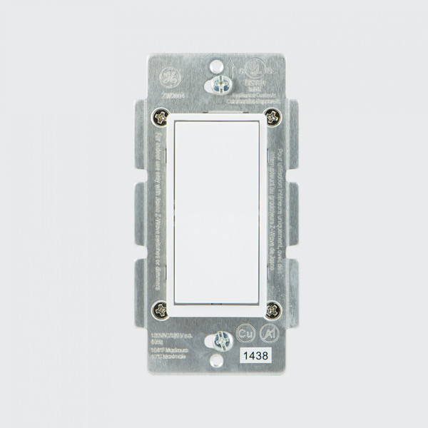 GE In-Wall Auxiliary Add-On Switch