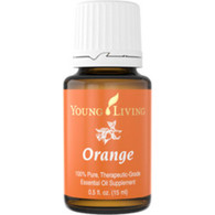 Young Living Orange Essential Oil 15 ml | YL-3602-15ML | Horse O Peace