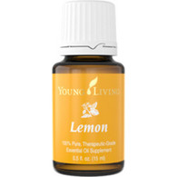 Young Living Lemon Essential Oil 5 ml | YL-3573-5ML | Horse O Peace