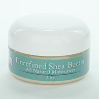 2 oz Handmade Jar of Shea Butter | Horse O Peace Ranch