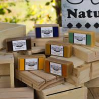 Goat Milk Soap Vanity Bar Sample Packs | Horse O Peace Ranch