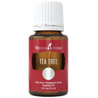 Young Living Tea Tree Essential Oil 5 ml  | YL-3587-5ML | Horse O Peace