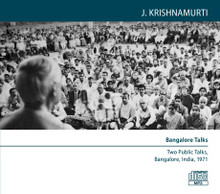 Bangalore Talks (MP3 Disc)