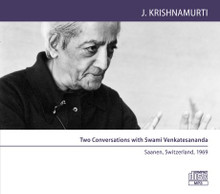 Two conversations with Swami Venkatesananda (MP3 Disc)