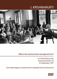 What is the common factor amongst all of us?