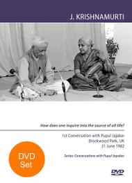 Conversations with Pupul Jayakar