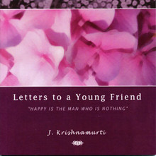 Happy is the Man who is Nothing - Letters to a Young Friend - LYF-PB-KFT-2004-ENG