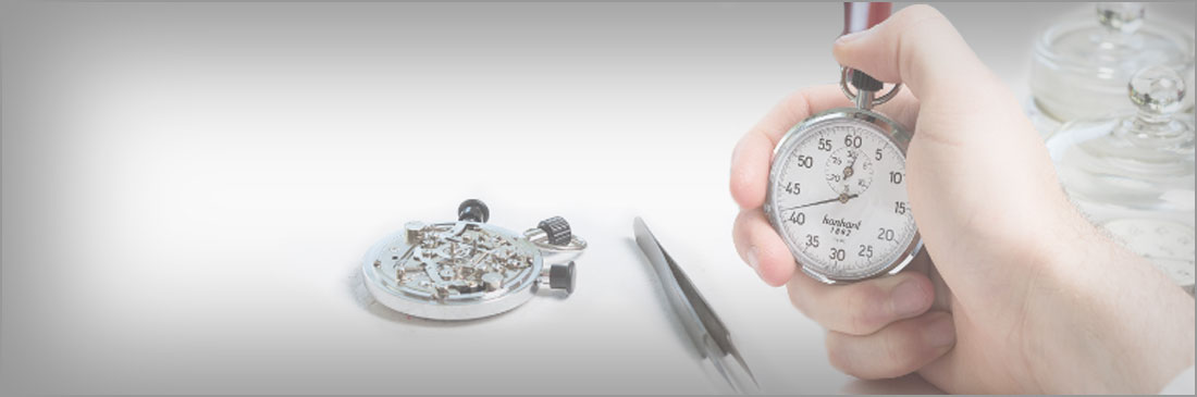 Mechanical Stopwatches