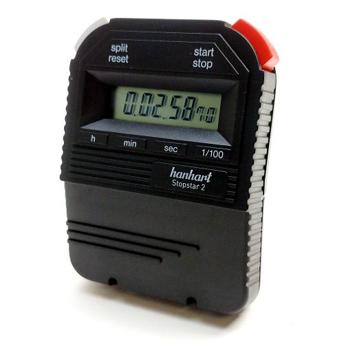 Hanhart 211.1712-VO Stopstar 2 Digital Stopwatch - Calibrated