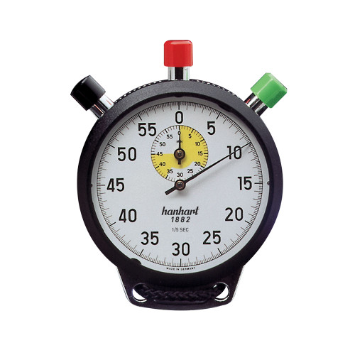 Hanhart 141.6434-00 Amigo Mechanical Stopwatch