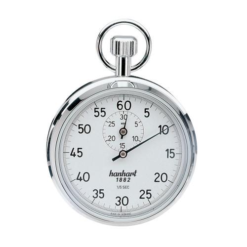 Hanhart 115.0104-00 Heavy Duty Mechanical Stopwatch