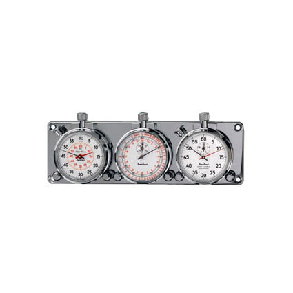 Hanhart 901.0301-00 Dashboard III Stopwatch Mount (Polished)