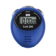 EAI® Colt 290 Digital Stopwatch - Blue