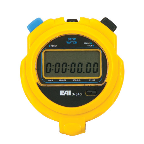 EAI® S-540 Yellow Stopwatch