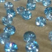 Blue Zircon Matching Pendant | PREORDER SALE
