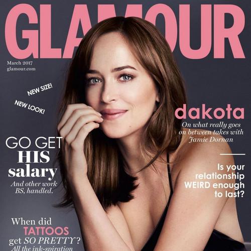 We were featured in Glamour Magazine!