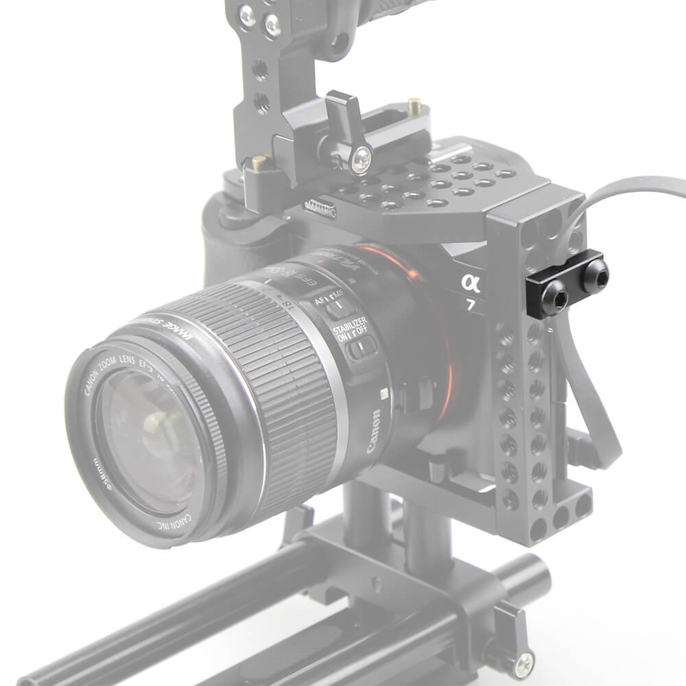 SmallRig HDMI Lock for Sony A7S/A7R/A7 Cages 1572
