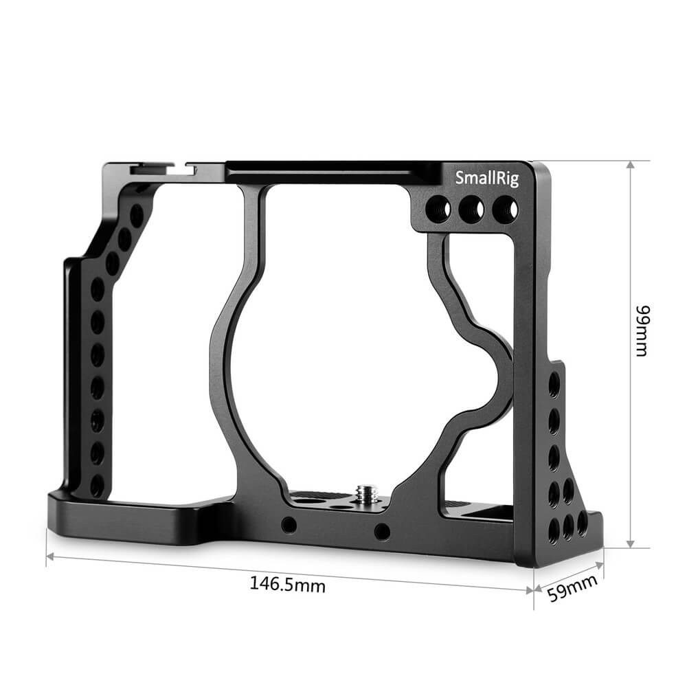 SmallRig Cage for Panasonic GX8 1844