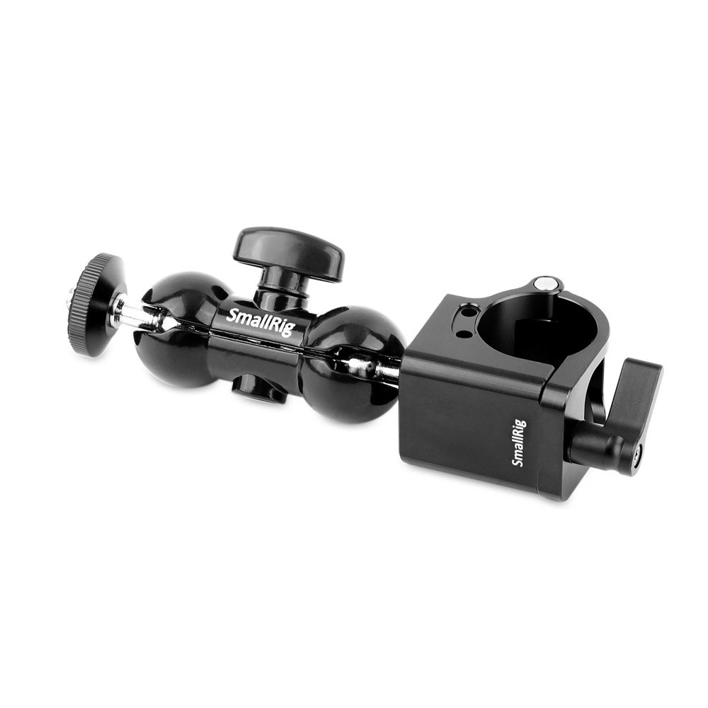 SmallRig Double Ballhead with 25mm Rod Clamp for DJI Ronin M/Ronin MX/Freefly MOVI  1878