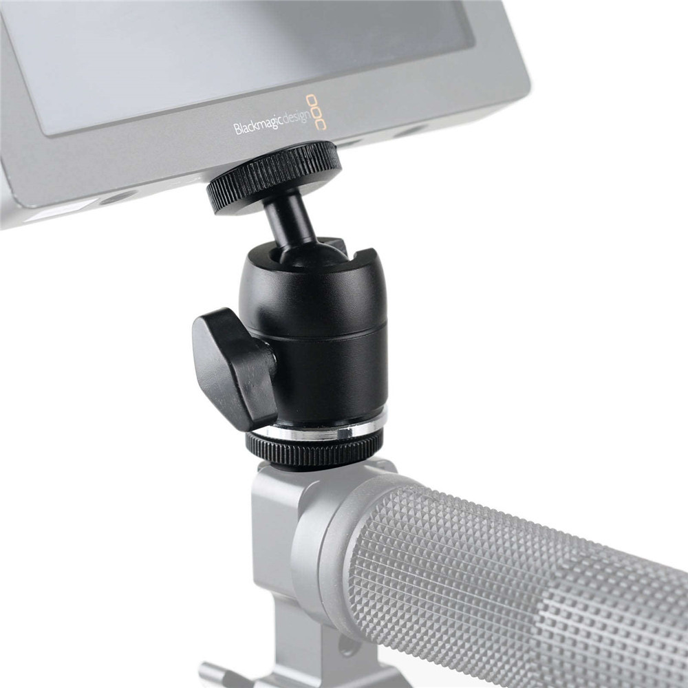 SmallRig Multi-Functional Ball Head with Removable Shoe Mount 1875