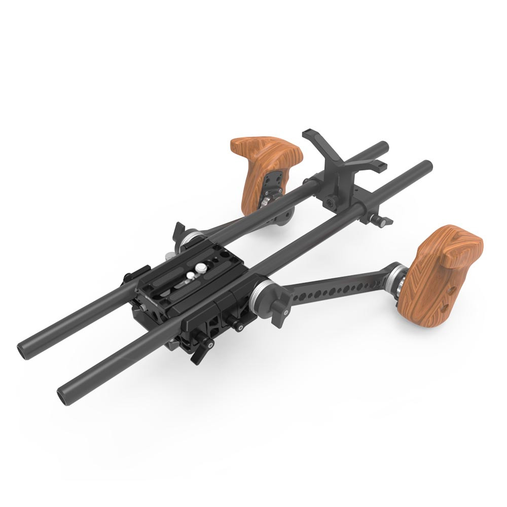 SMALLRIG ARCA Swiss Quick Release Baseplate Pack for Sony FS7 1957