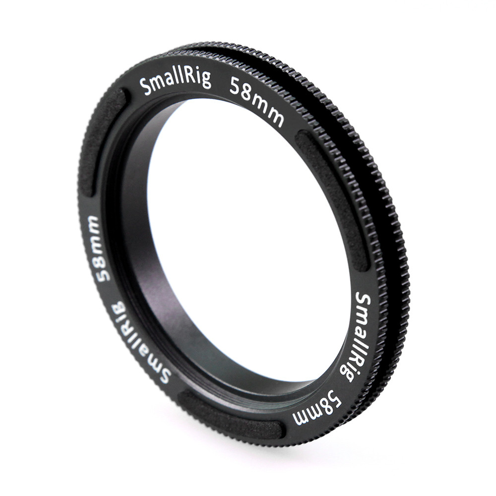SmallRig Universal Fabric Donut Lens Ring 1755