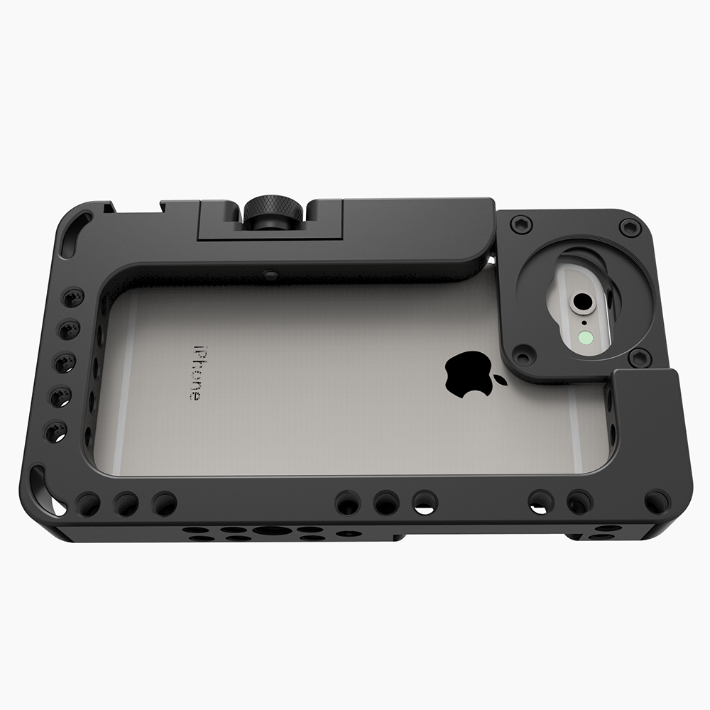 SmallRig IPHONE 66S7 Cage with Lens Adapter 2041