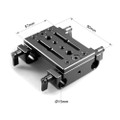 SmallRig 15mm Quick Release Rod Clamp 914