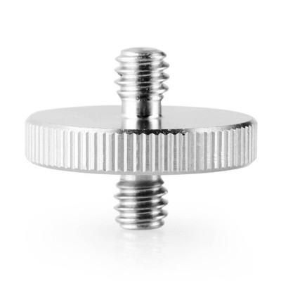 """BIG Double Head Stud with 1/4"""" to 1/4"""" thread 859"""