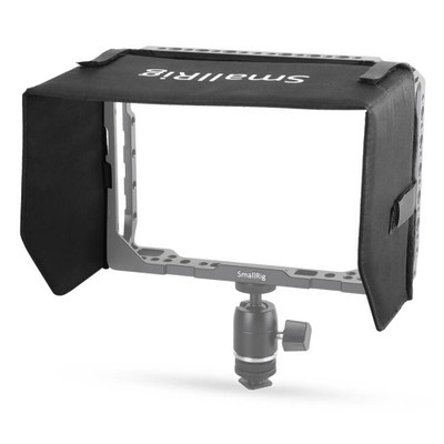 "SmallRig 7 Inch Sun Hood for Blackmagic Video Assist 7"" Cage 1840"