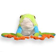 Fran the Tree Frog - Huge Stuffed Frog