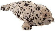 Hanky the Harbor Seal - Big Stuffed Seal