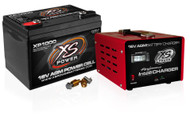 XP1000 16V Battery and 1004 16V, 15A IntelliCharger Combo