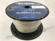Certified Basshead 100′ 4 AWG OFC Tinned Wire (Clear)